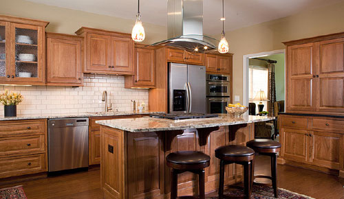 Kitchen Remodel Cabinets Countertops Choosing Cabinets