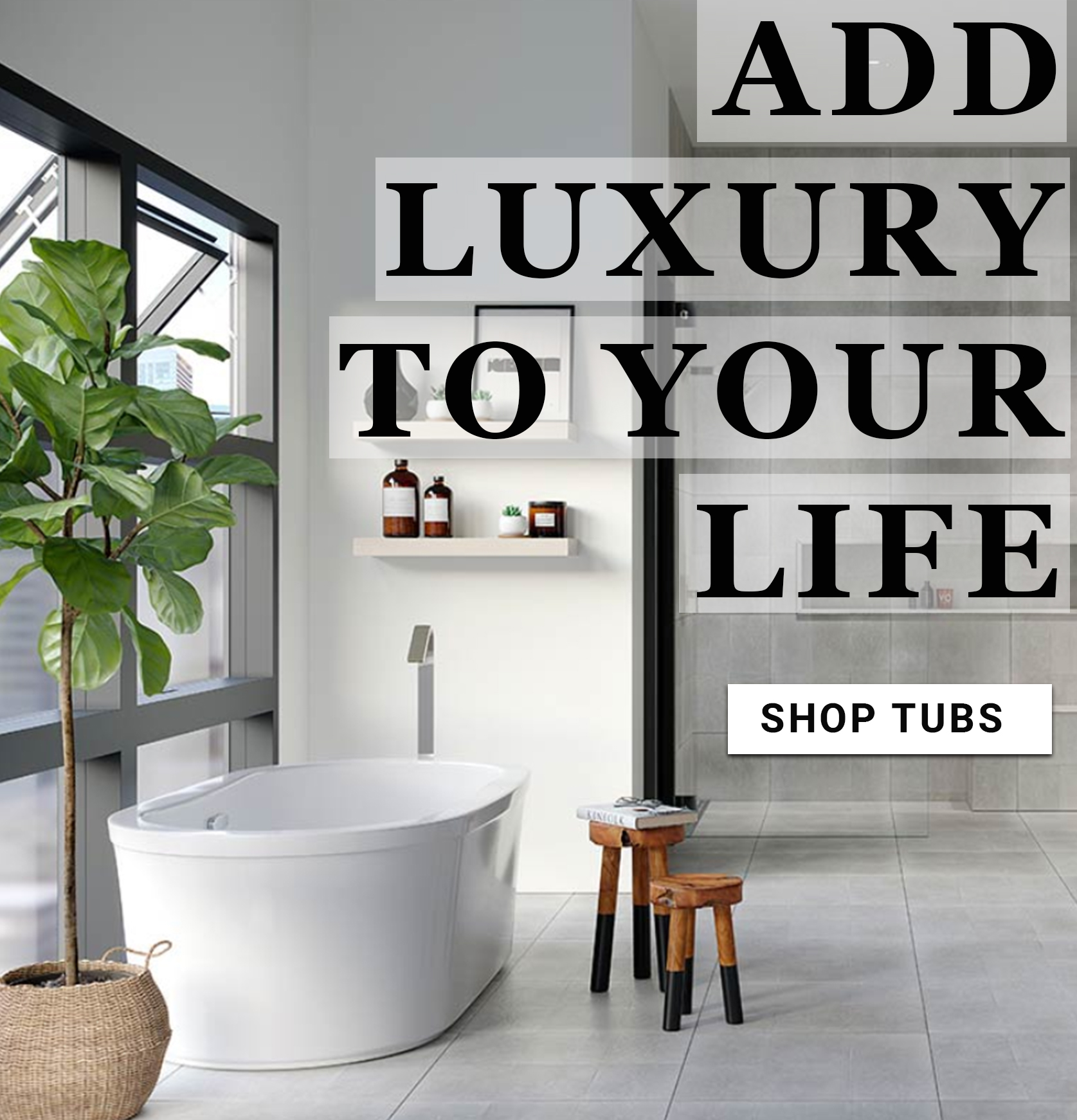 Luxury Freestanding Bathtubs